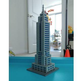 Nanoblock NYC Empire State Building