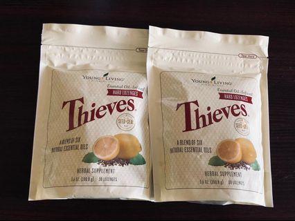 🌿全新 Thieves 喉糖 $148 一包 Young Living