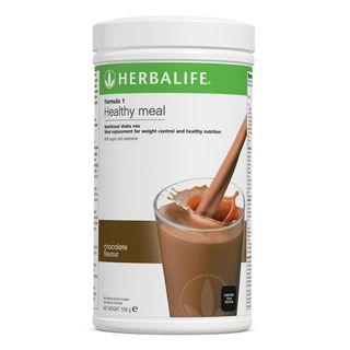 HERBALIFE NUTRITIOUS MIXED SOY PROTEIN DRINK F1 DUTCH CHOCOLATE FLAVOUR 【100% ORIGINAL GENUINE HERBALIFE PRODUCT 】
