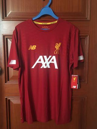 New Balance Liverpool FC 2019-20 Training Kit Size : M