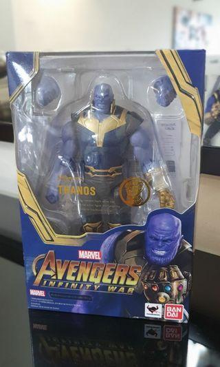 Thanos Marvel Avengers