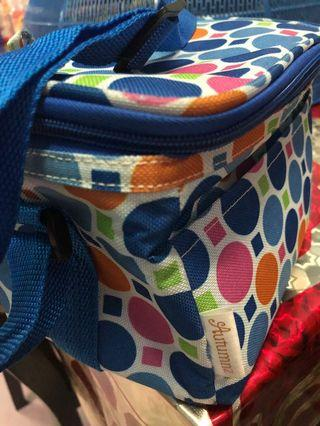 Autumn Fun Foldaway Cooler Bag