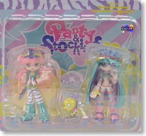 PANT & STOCKING  WITH CHUCK & GALAXXXY TWIN PACK