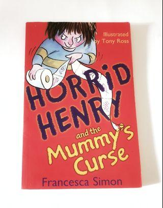 Buku Import Inggris: Horrid Henry and the Mummy's Curse