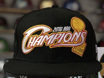 New Era 59fifty Cleveland Cavaliers NBA Champions 2016 cap size 7 1/8