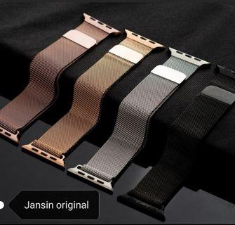 [ready stock] Apple Iwatch Strap Milanese By JANSIN