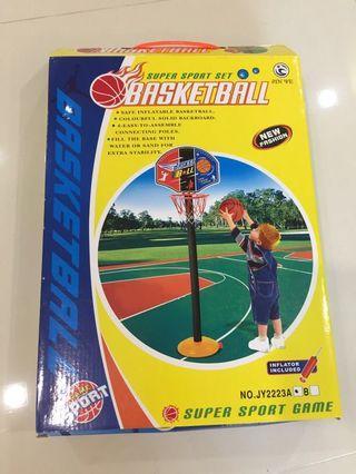 🚚 Basketball set