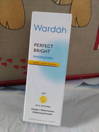 Wardah Perfect Bright Moisturizer