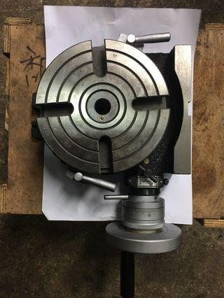 "🚚 RT-HV6,6"" vertecal rotary table"