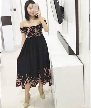SALE!! DRESS Sabrina BKK