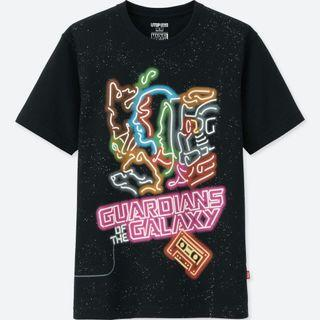 🚚 guardians of the galaxy uniqlo top