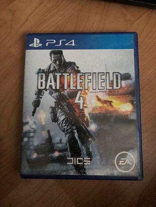 🚚 Battlefield 4 PS4