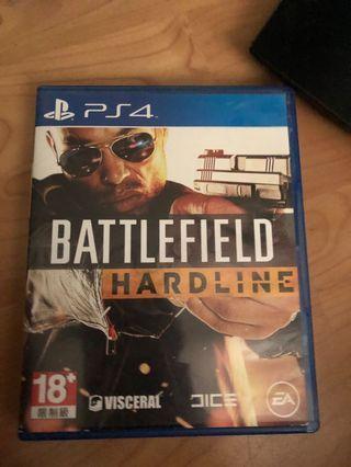 🚚 Battlefield Hardline PS4