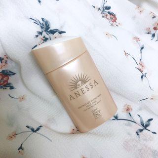 🚚 ANESSA 安耐曬 敏感肌膚適用 臉部可用