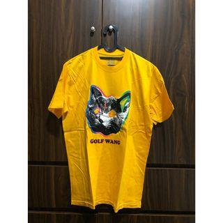 T-Shirt Tshirt Kaos GOLF WANG Premium KW SUPER Murah Lokal