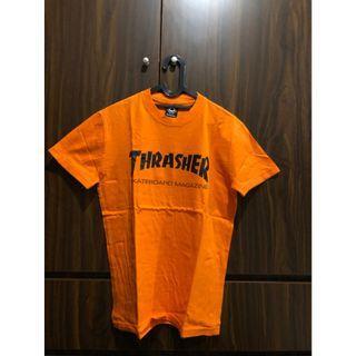 T-Shirt Tshirt Kaos Thrasher Premium KW SUPER Murah Lokal