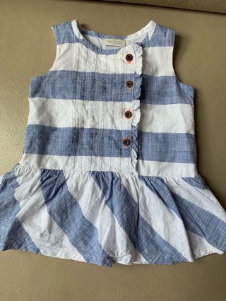 Bb女嬰連身裙