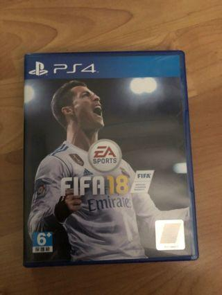 🚚 FIFA 18 PS4