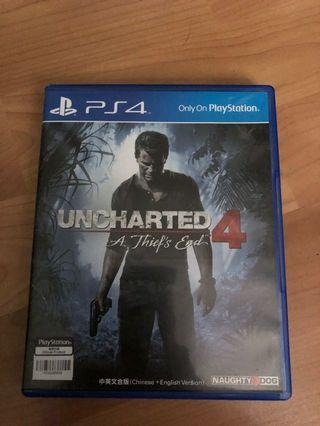 🚚 Uncharted 4 PS4