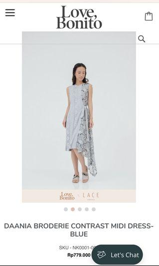 Lovebonito X LaceArtKea Dress