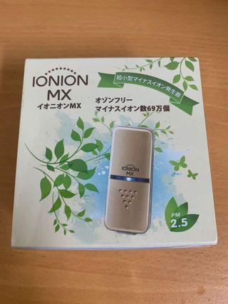 IONION MX 隨身空氣清淨機