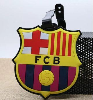 FCB luggage tag