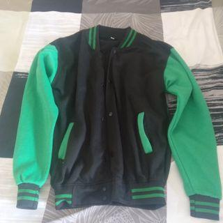 Jaket Varisity preloved