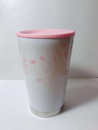 🚚 [全新]韓國孔劉代言kanu 櫻花杯🌸保溫杯