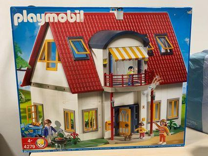 🚚 Playmobil House