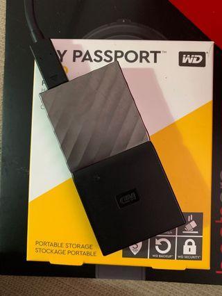 WD 1TB SSD