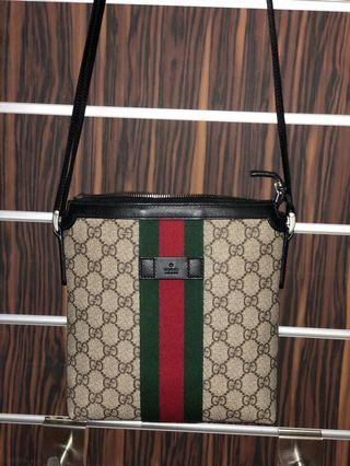 Gucci messenger sling bag