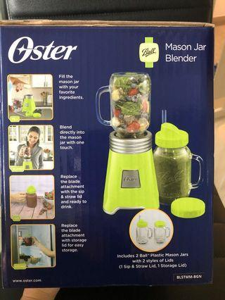 Mason Jar Blender