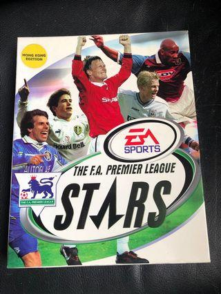 The F.A. Premier League Stars Hong Kong Edition PC Game 電腦遊戲