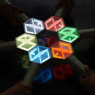 ( FAST ETA ) EXO LIGHTSTICK VERSION 0.3