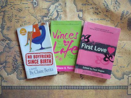 Modern PH Novels Bundle (Summit Mag Books, Cozy Reads)
