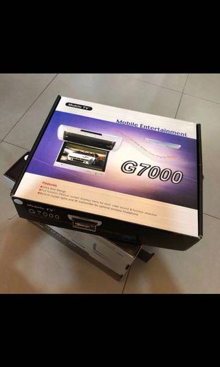 7 inch brand new monitor