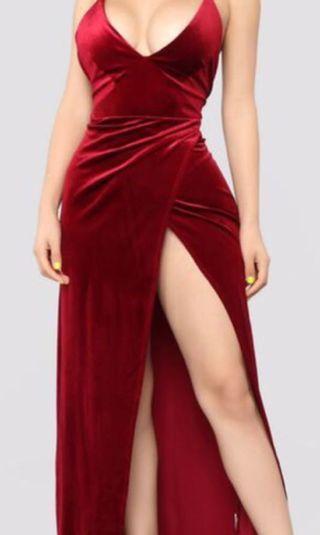 Fashion Nova Ball Dress