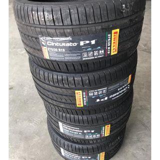 275 30 19 Pirelli P1 Cintutaro