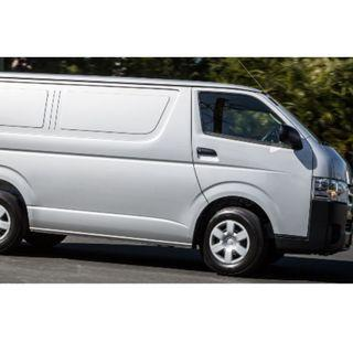 New Toyota HiAce For Rent (COI)