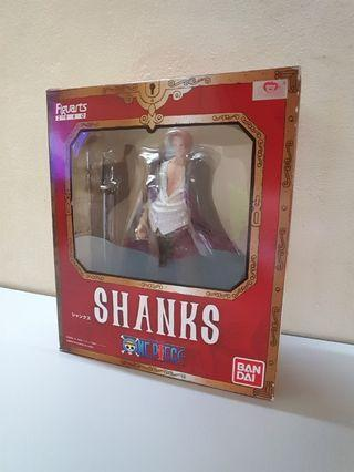 One Piece Figuarts Zero Shanks