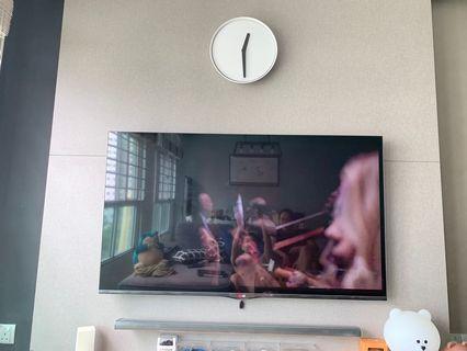 🚚 LG 55 inch TV 55LA8600