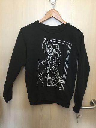 Disney Bambi design sweatshirt