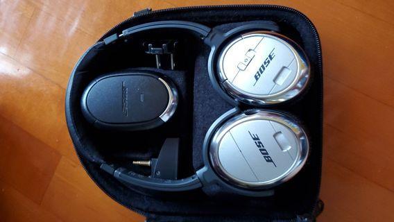 Bose QuiteComfort 3 Noise Cancelling Headphone