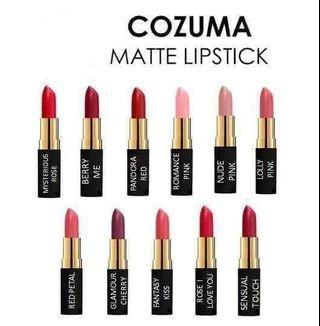 Cozuma Lipstik