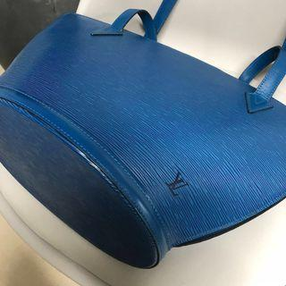 LV LOUIS VUITTON SAINT JACQUES SHOULDER TOTE BAG EPI Vintage bag 中古手袋