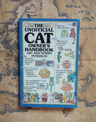 The Unofficial Cat Handowner's Book