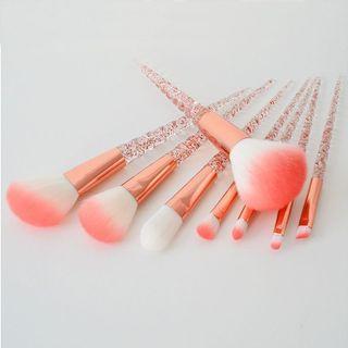 Unicorn Makeup Brushes 8pcs PO⭐️