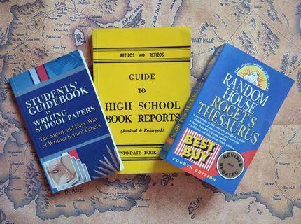 Books for Effective Writing Bundle