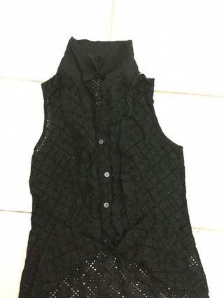 Black Top sleeveless