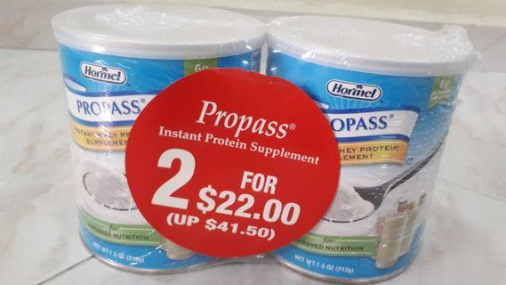 ProPass Powder